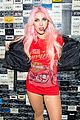 bonnie mckee lives it up at bombastic ep release party 45