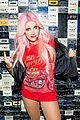 bonnie mckee lives it up at bombastic ep release party 49