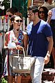 jesse metcalfe cara santana lunch the ivy 04