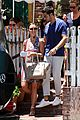 jesse metcalfe cara santana lunch the ivy 18