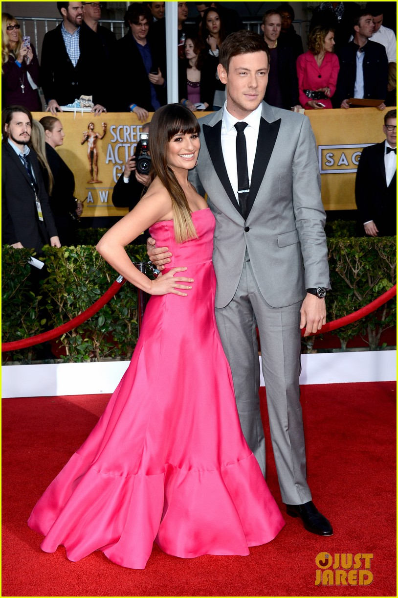 Lea Michele Honors Cory Monteith Two Years After His Death ...