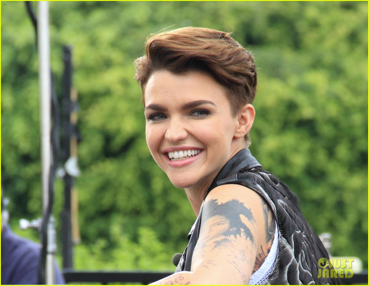 Ruby Rose Before Transition: Full Sized Photo Of Ruby Rose Wanted Gender Reassignment