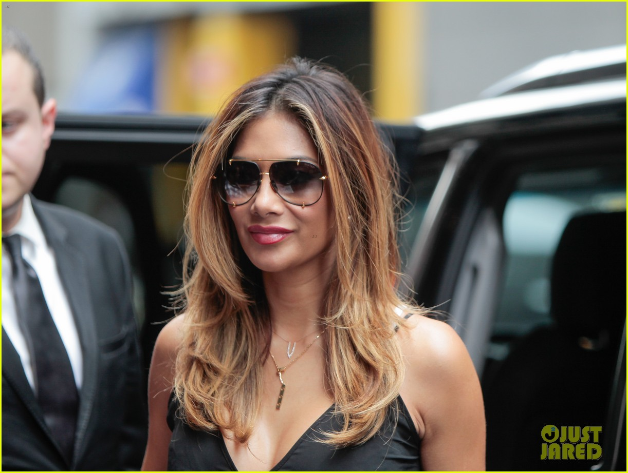 nicole scherzinger says i can do that was too much fun 013407668