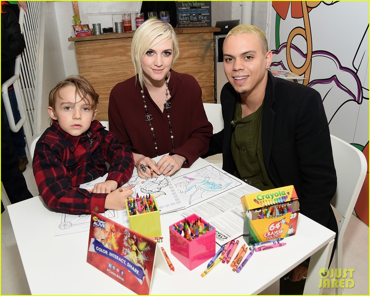 Birth to baby girl with evan ross 06 photo 3427758 just jared