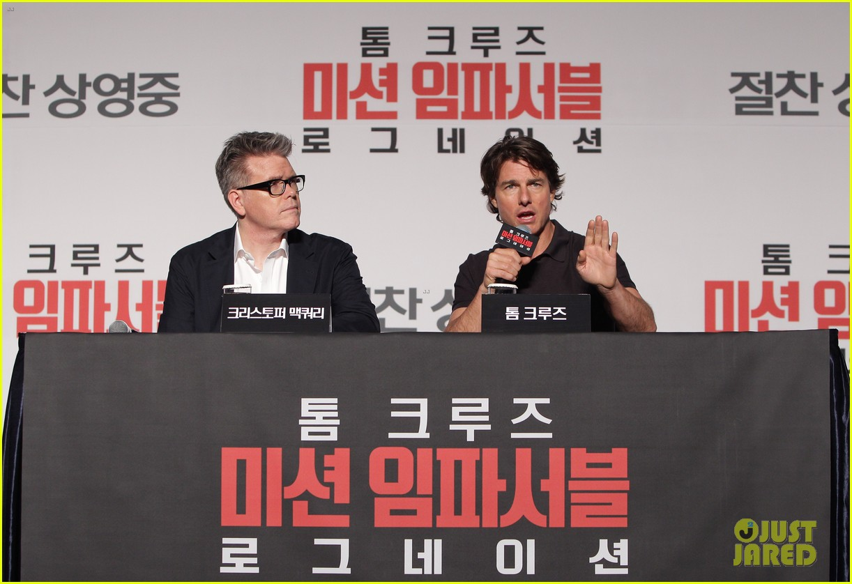 tom cruise mission impossible south korea 133426953