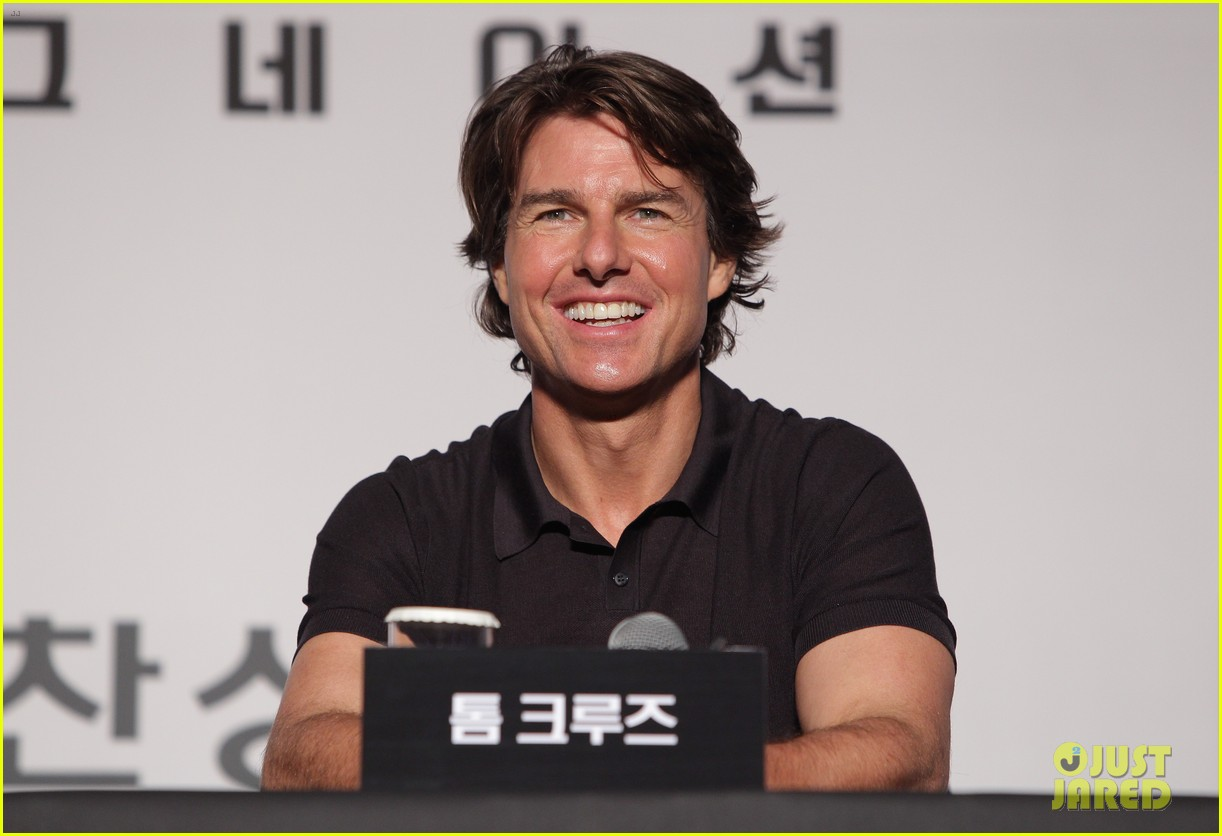 tom cruise mission impossible south korea 173426957