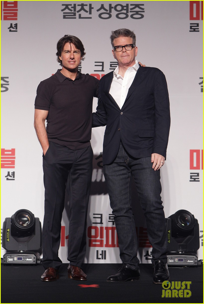 tom cruise mission impossible south korea 273426967