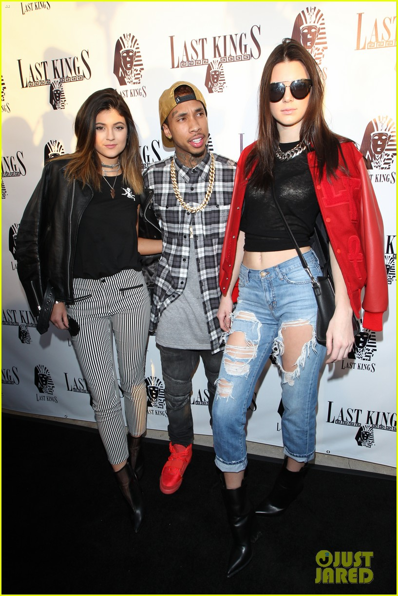 Tyga Cheating On Kylie Jenner With 35 Year Old Video Vixen: Tyga Accused Of Cheating On Kylie Jenner With Transgender