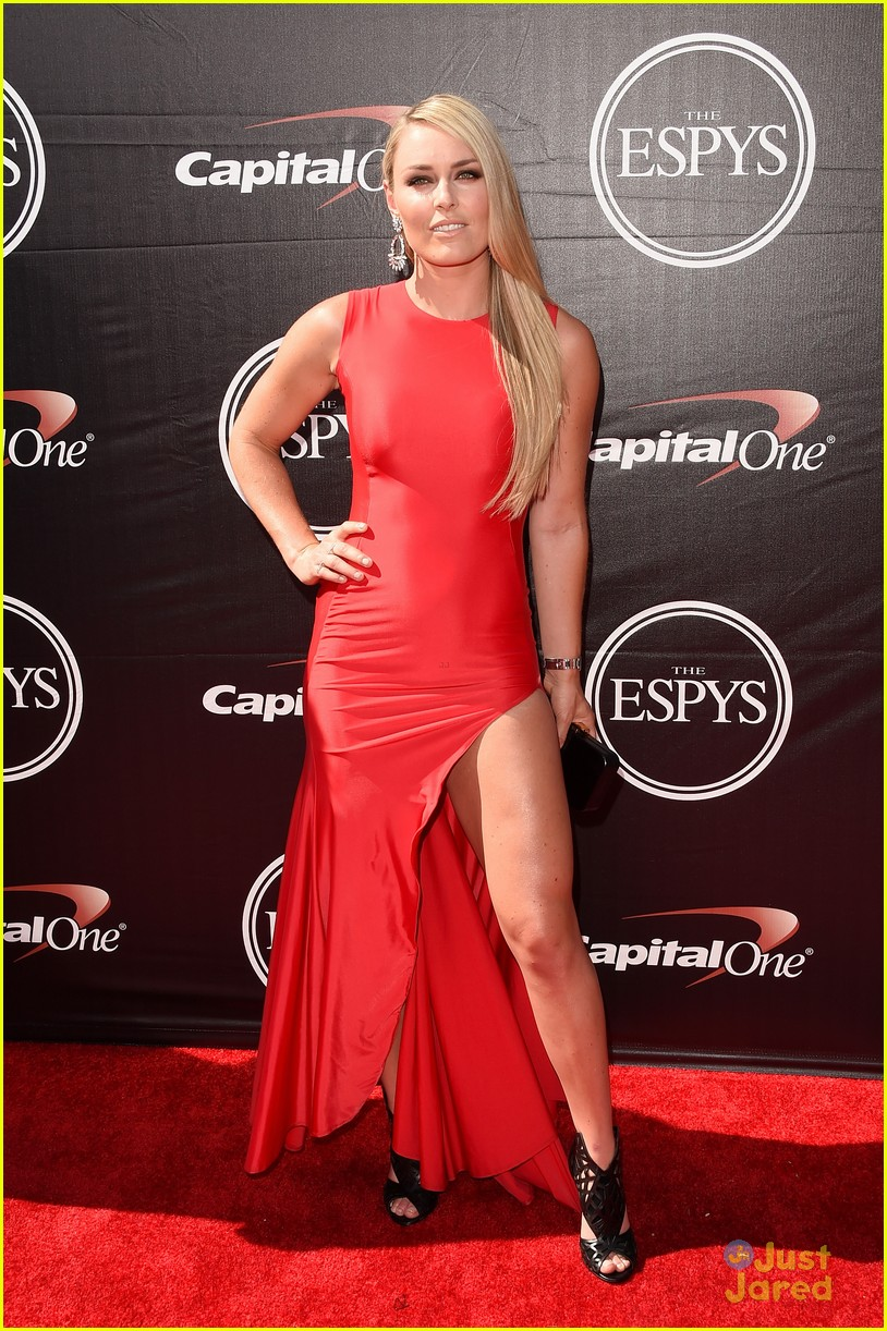 How Old Is Lindsey Vonn >> Lindsey Vonn Alex Rodriguez Make Comebacks At Espys 2015 Photo
