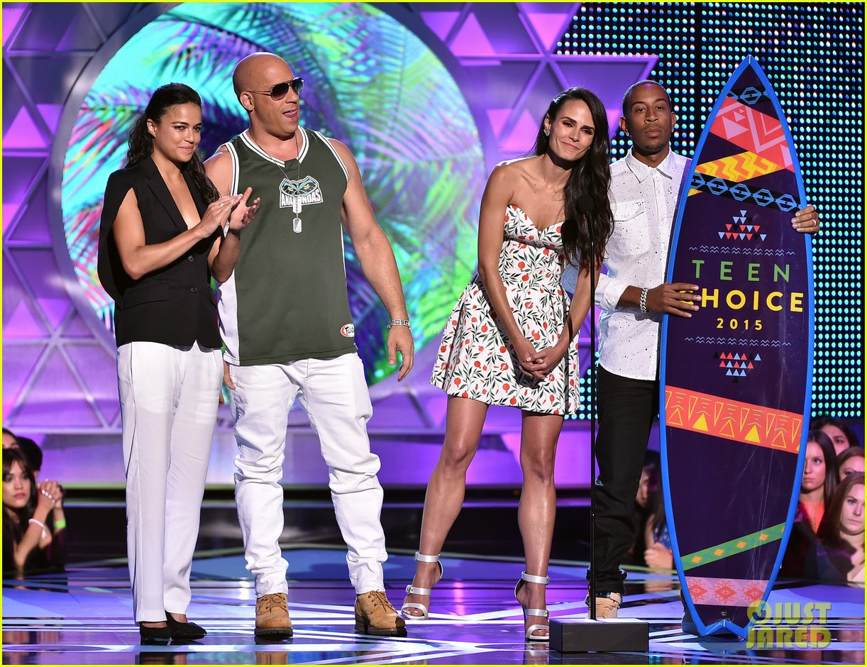 furious seven cast teen choice awards 2015 013440046