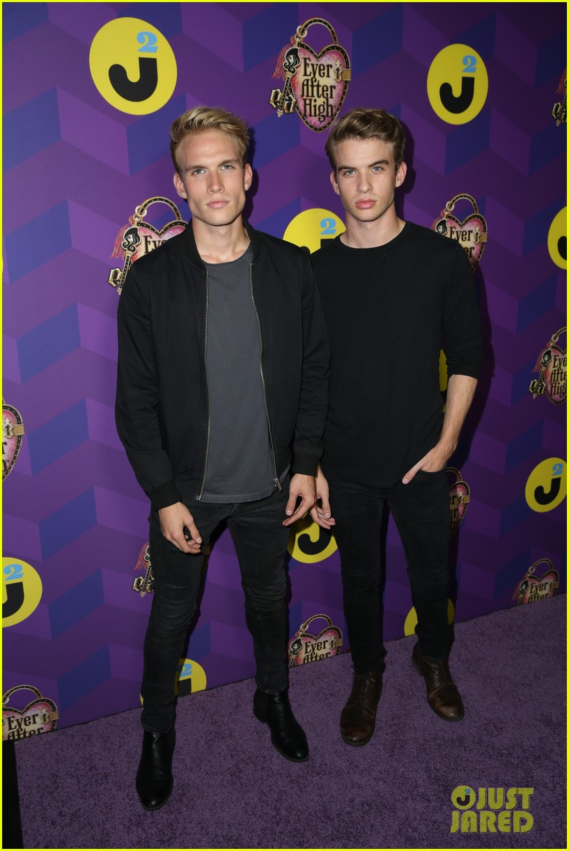 diego boneta will peltz just jared wonderland party 023447528