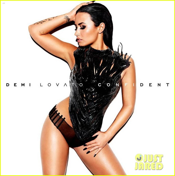 demi lovato announces confident album 01