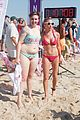 lena dunham Paddle for Pink Charity17