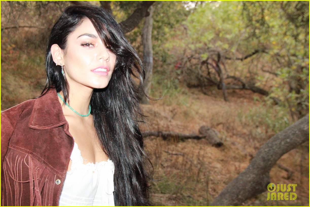 native Vanessa american hudgens