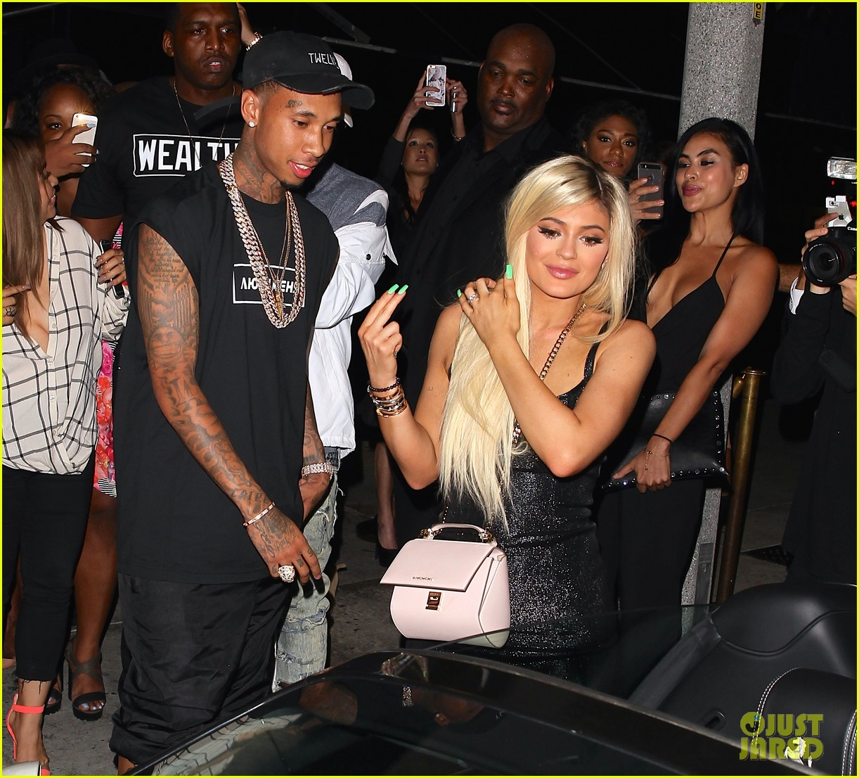 tyga and kylie jenner dating gross