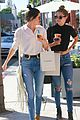 kylie jenner red fan pic kendall gigi hadid froyo 21