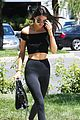 kendall jenner neck massage with hailey baldwin 15