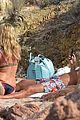 heidi klum vito Schnabel  beach kiss bikini24
