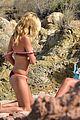 heidi klum vito Schnabel  beach kiss bikini25
