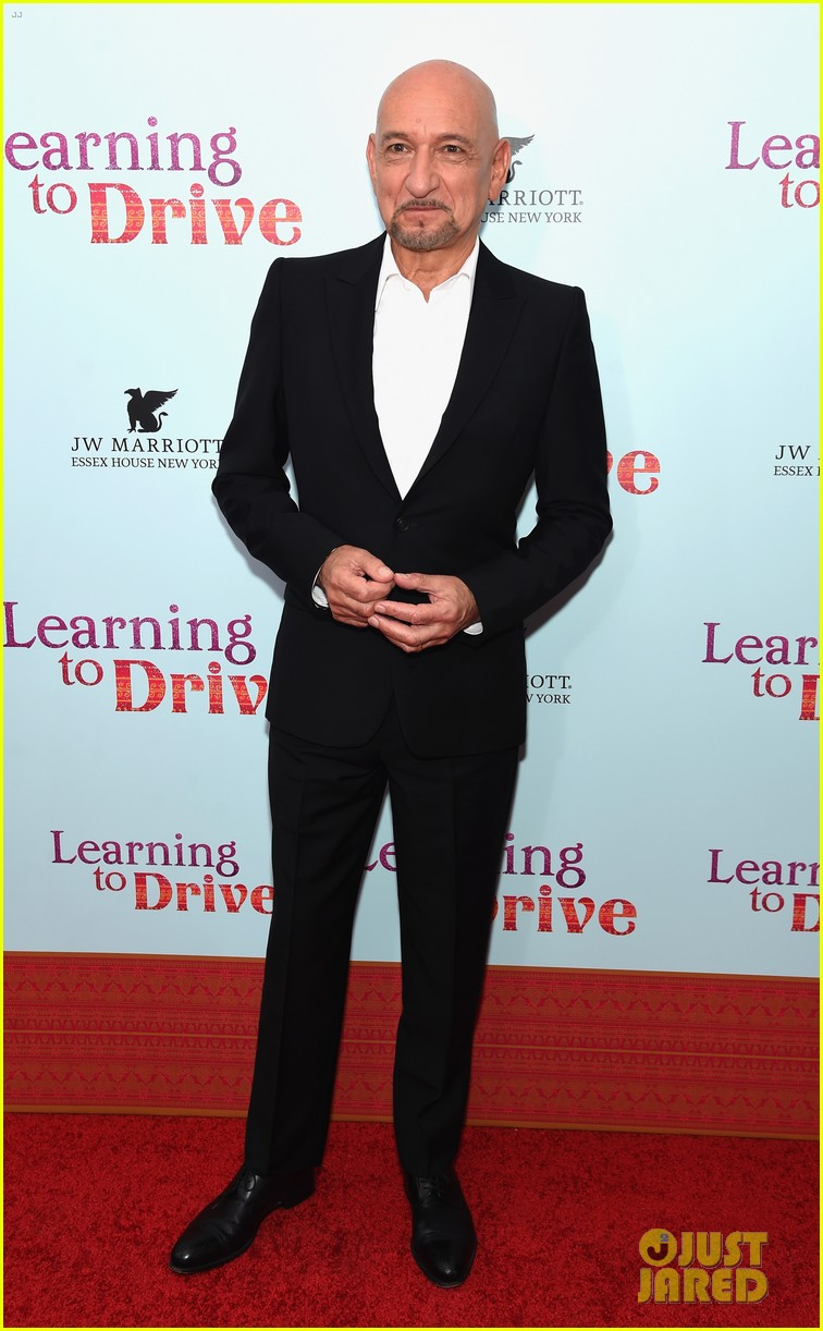 matthew morrison renee puente are learning to drive in nyc 183440950