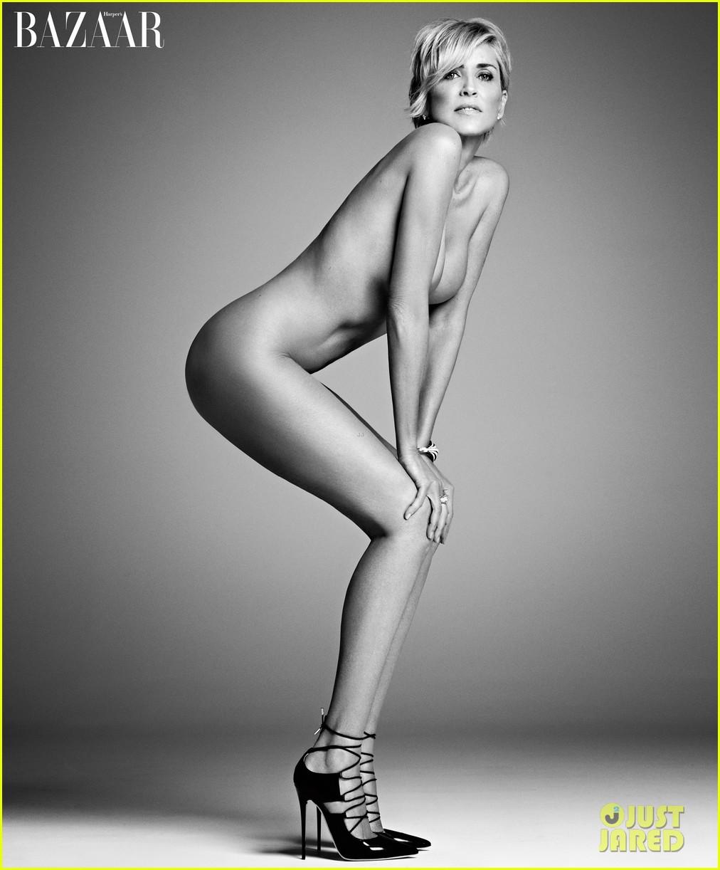 Naked Photos Of Sharon Stone