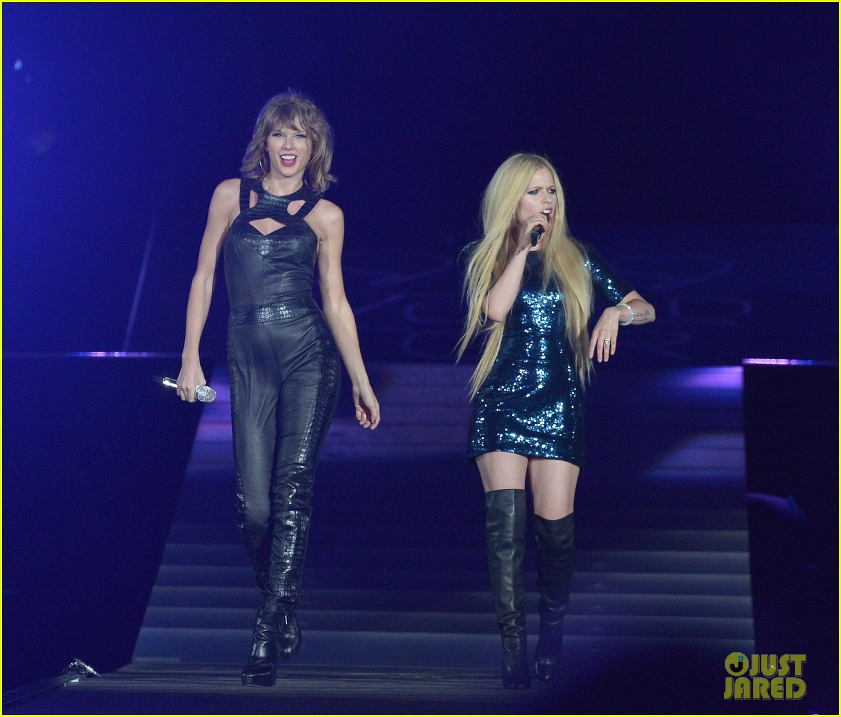 taylor swift avril lavigne complicated san diego 05