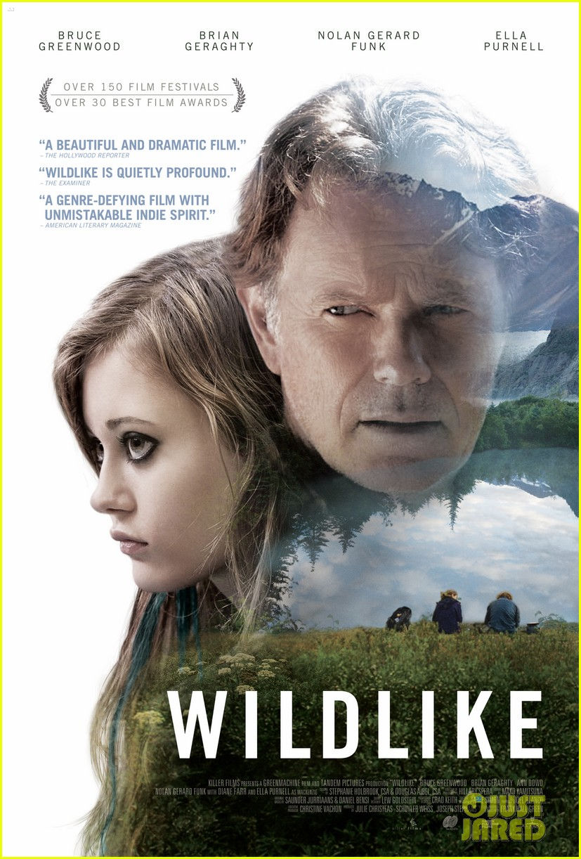 ella purnell wildlike poster debut exclusive 033444567
