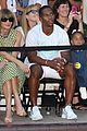 serena williams gets together with tennis pros after kissing drake on dinner date 10