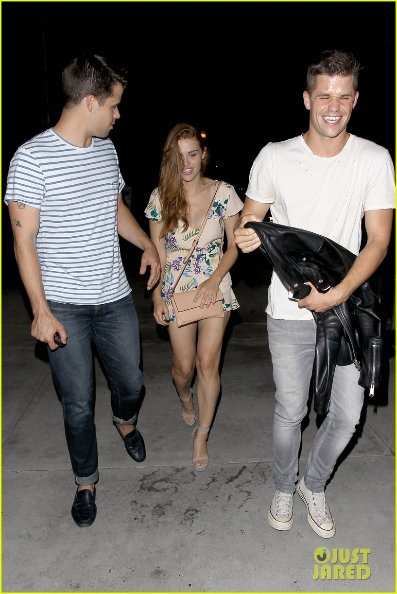 Holland Roden And Max Carver 2016