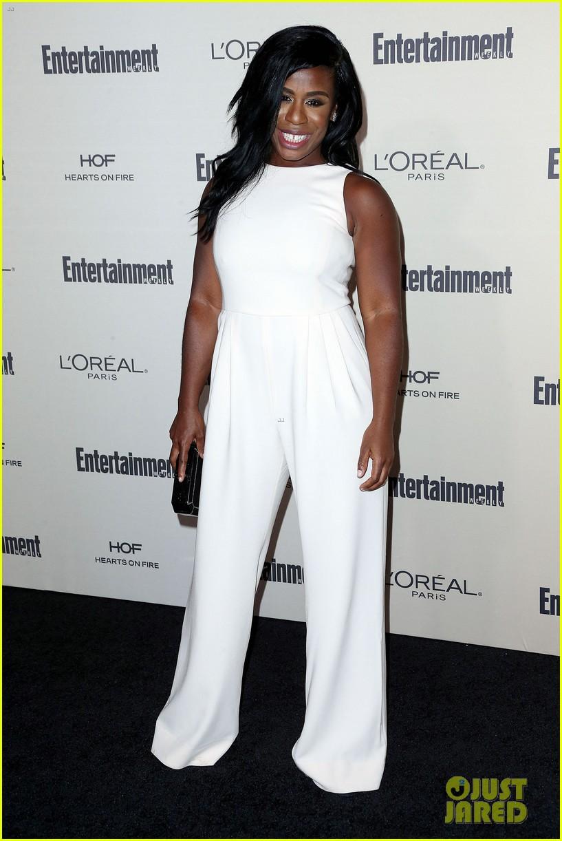 uzo aduba oitnb ladies party together before the emmys 013465267