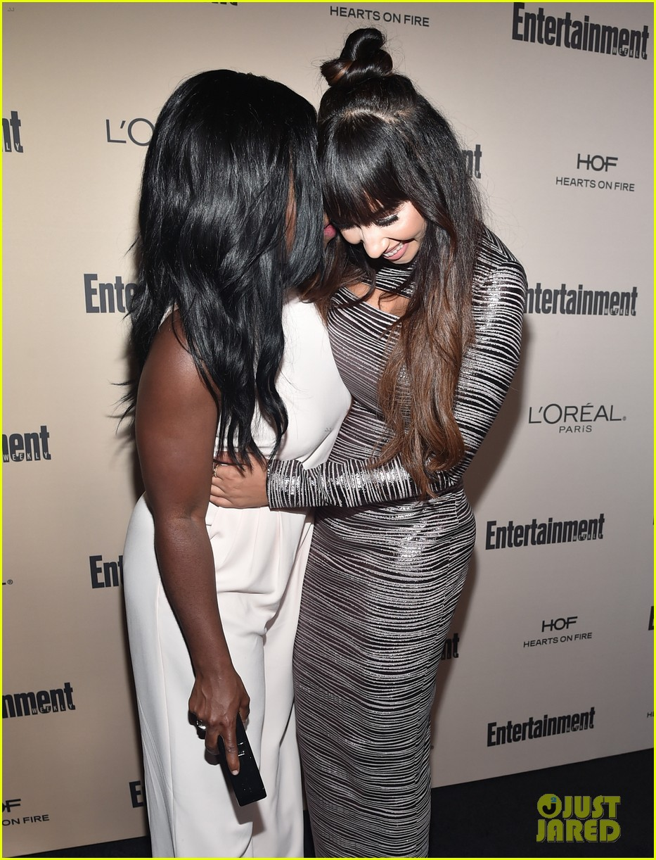uzo aduba oitnb ladies party together before the emmys 213465287