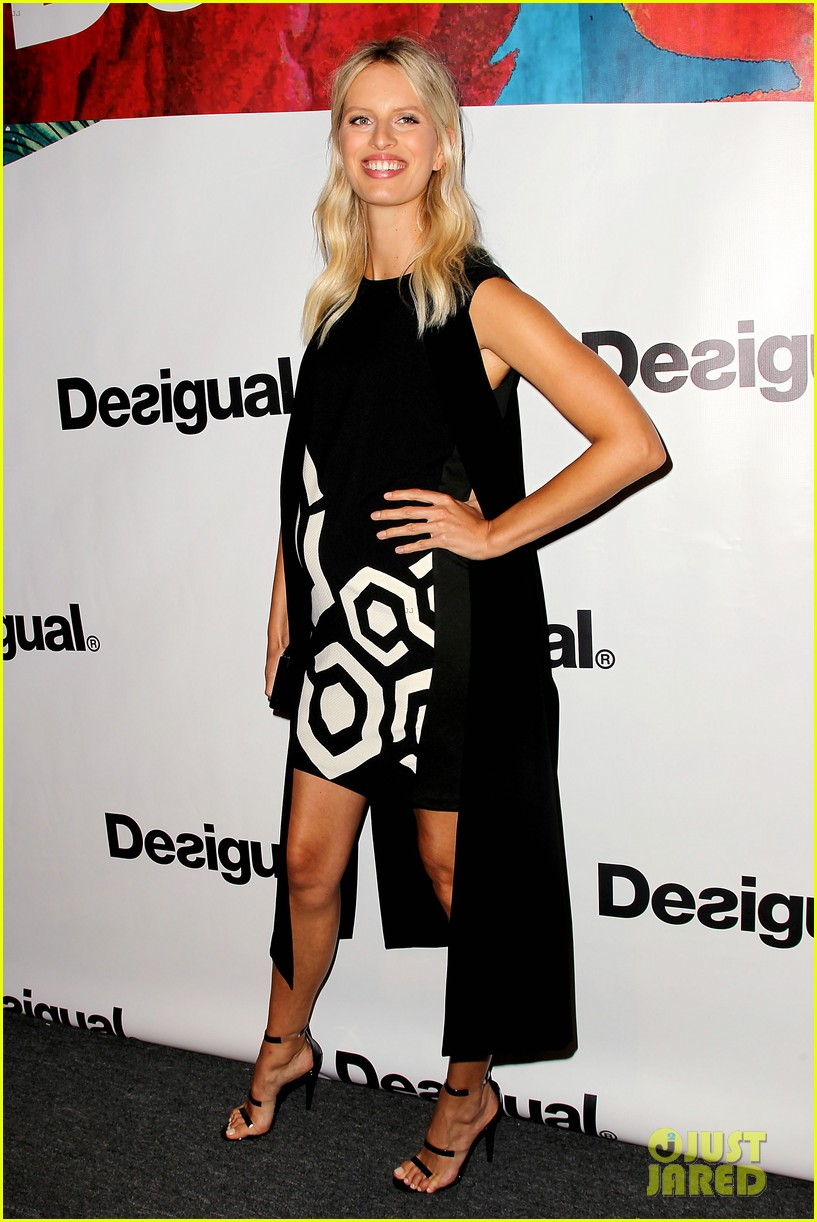 bachelorette stars take over at desiguals nyfw show 023457124