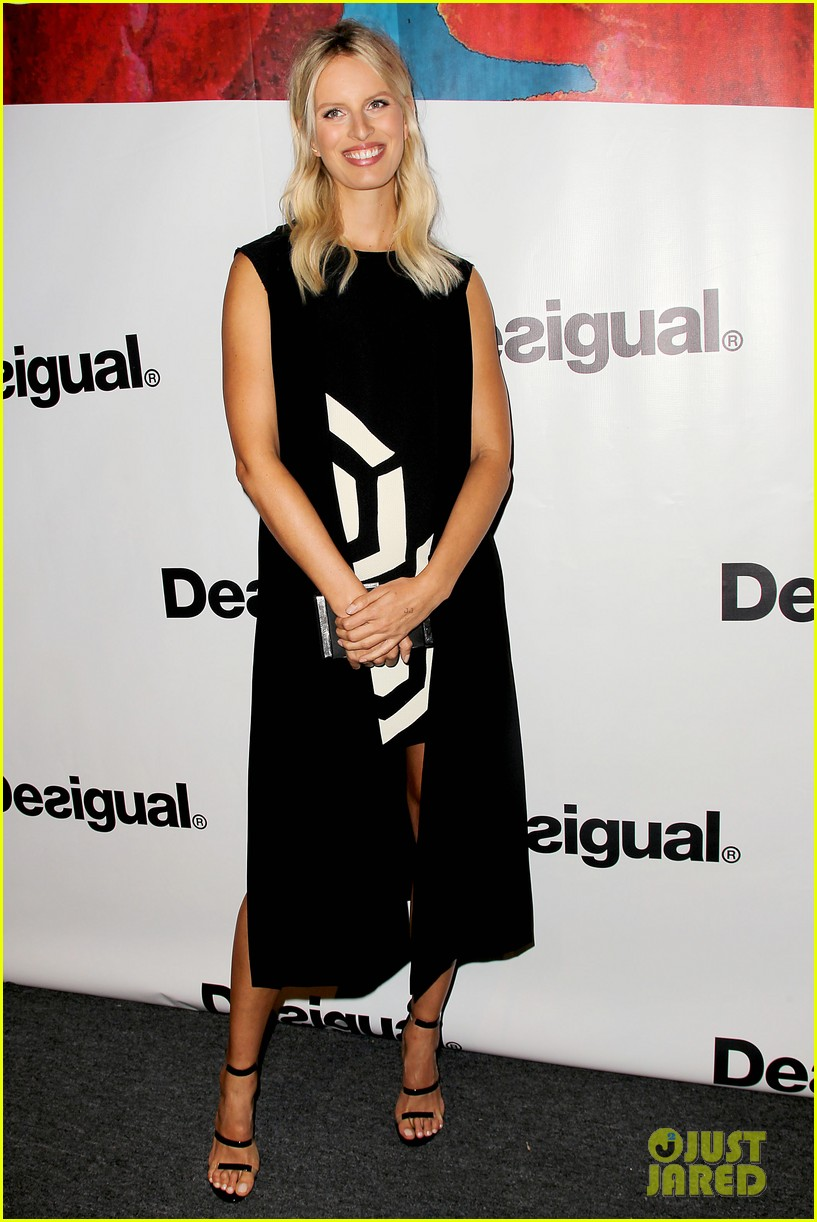 bachelorette stars take over at desiguals nyfw show 123457134
