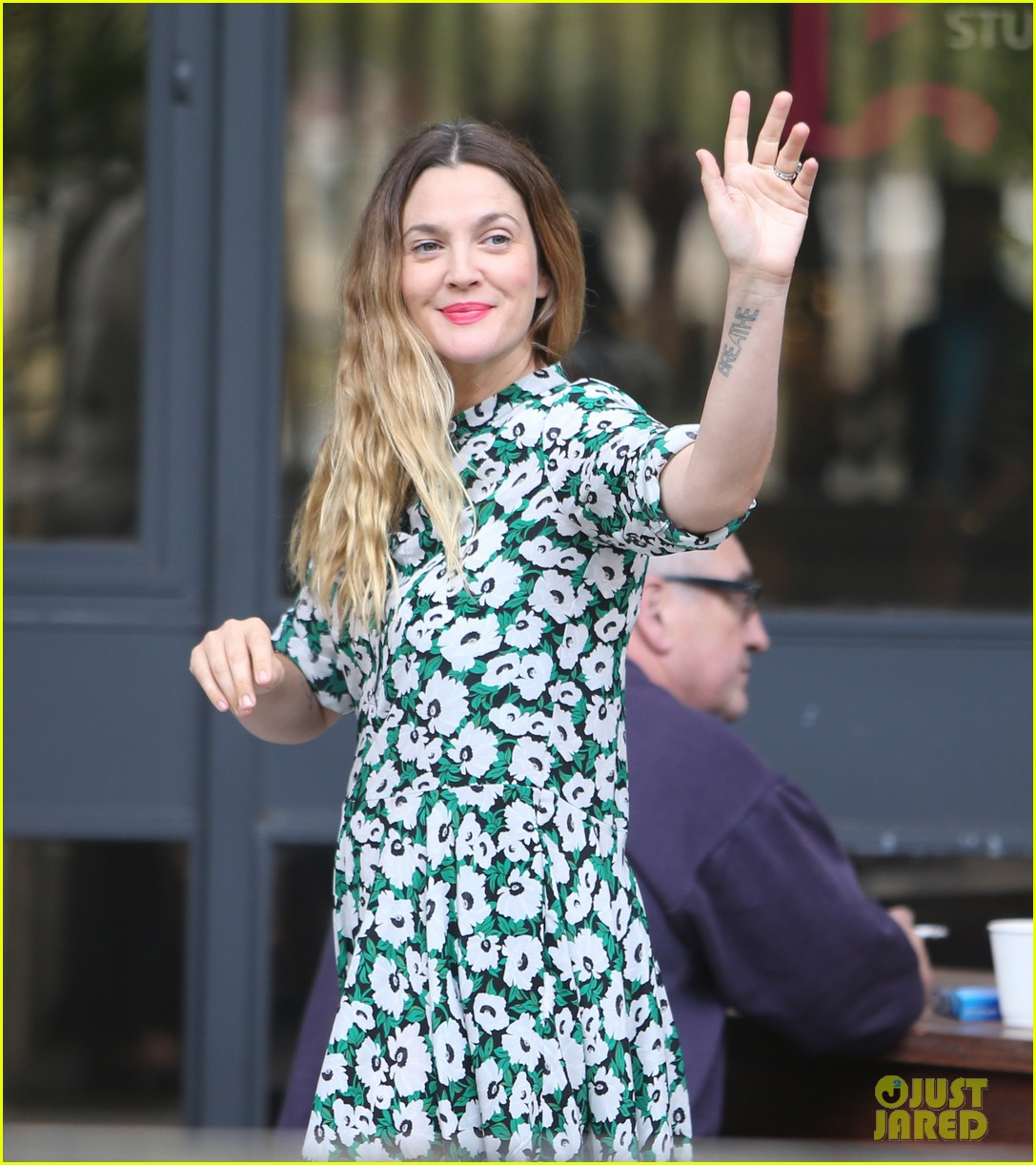 drew barrymore is honored to be a part of miss you already 403464034