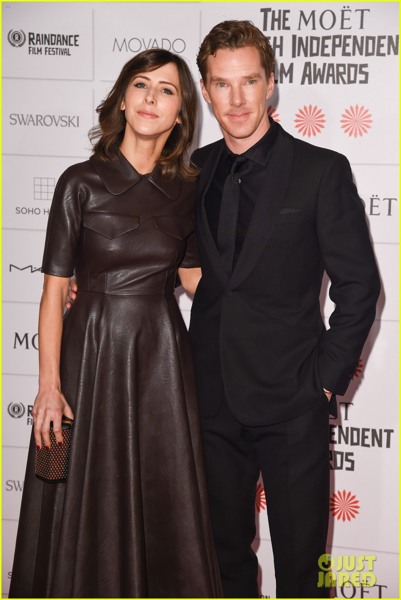 Benedict cumberbatch amp sophie hunter s newborn son s name has been