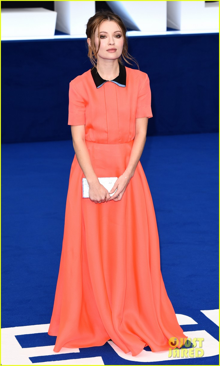 emily browning legend premiere london 233452701