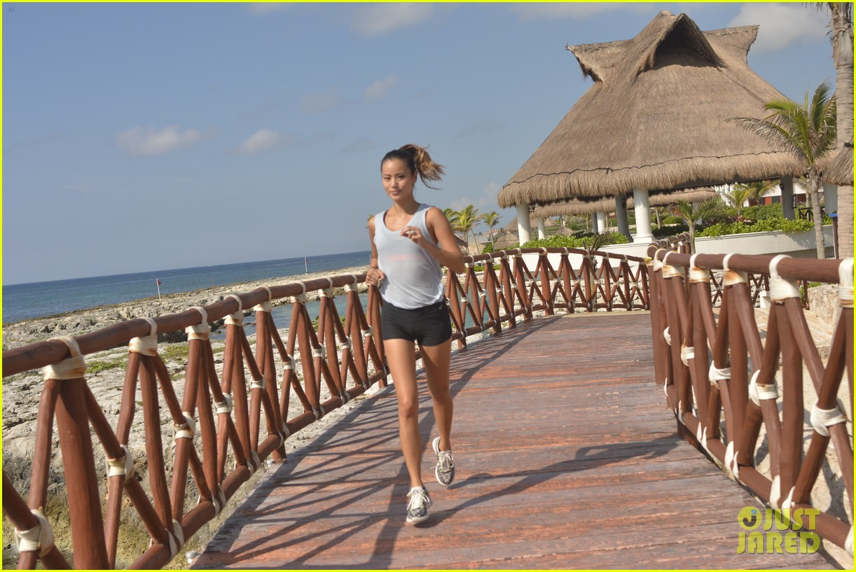 jamie chung bachelorette party weekend in mexico 013454712