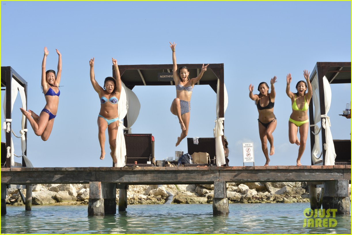 jamie chung bachelorette party weekend in mexico 033454714