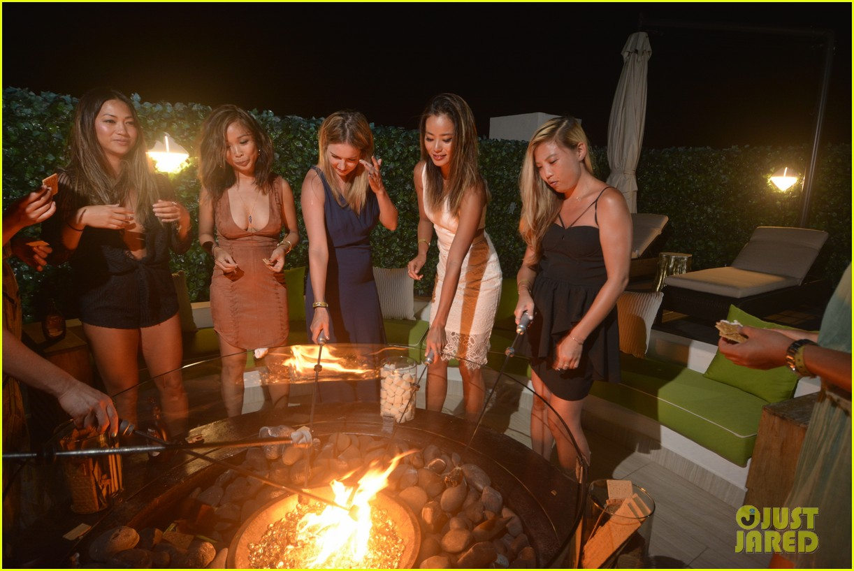 jamie chung bachelorette party weekend in mexico 053454716