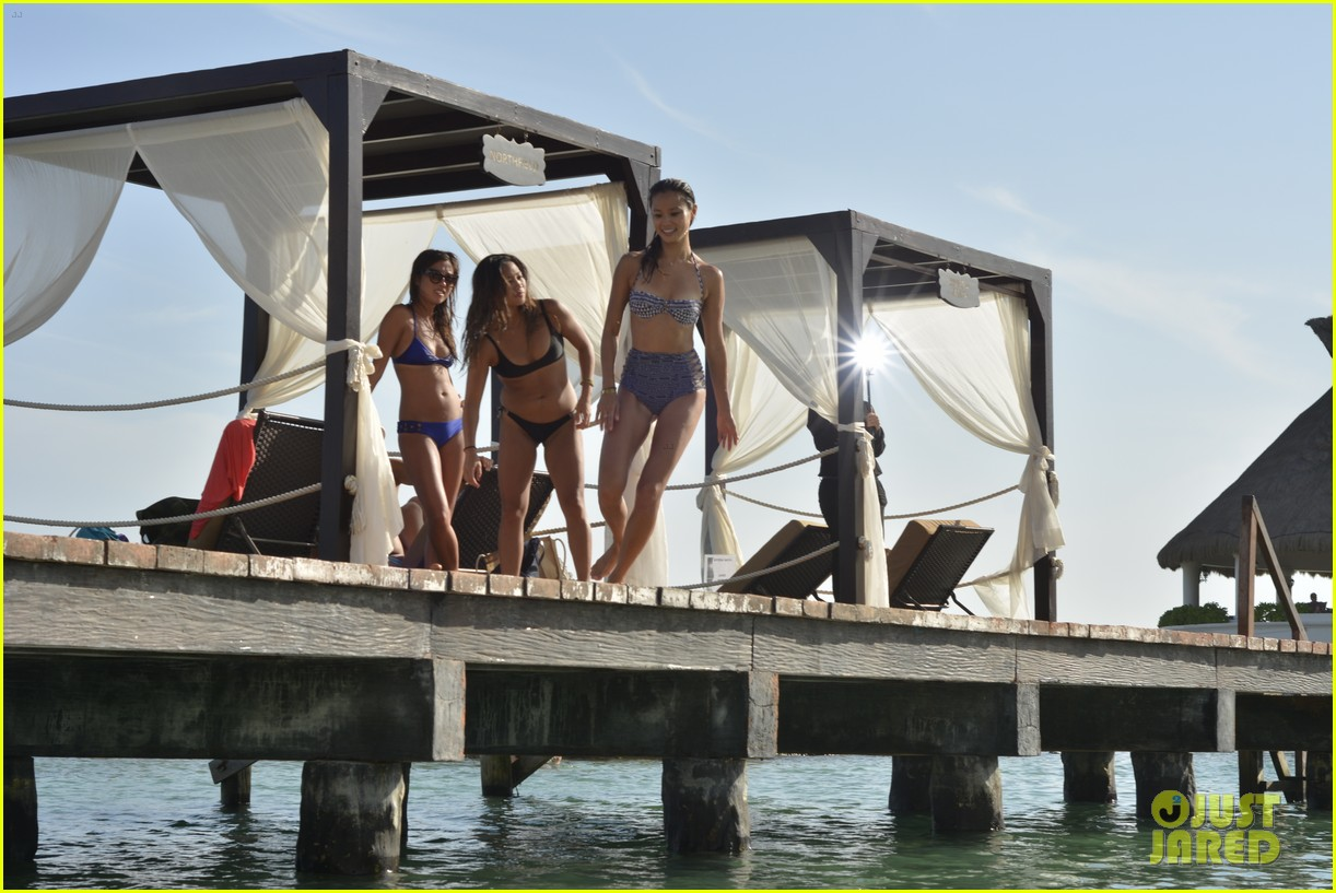 jamie chung bachelorette party weekend in mexico 093454720