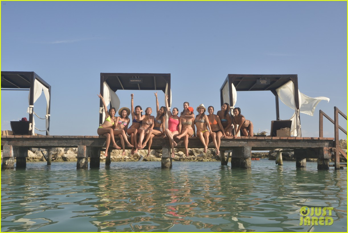 jamie chung bachelorette party weekend in mexico 153454726
