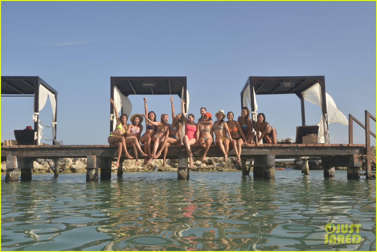 jamie chung bachelorette party weekend in mexico 163454727