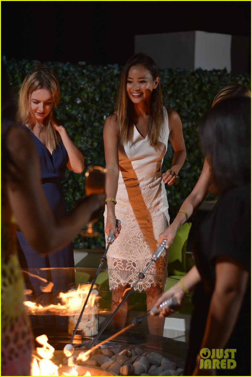 jamie chung bachelorette party weekend in mexico 183454729