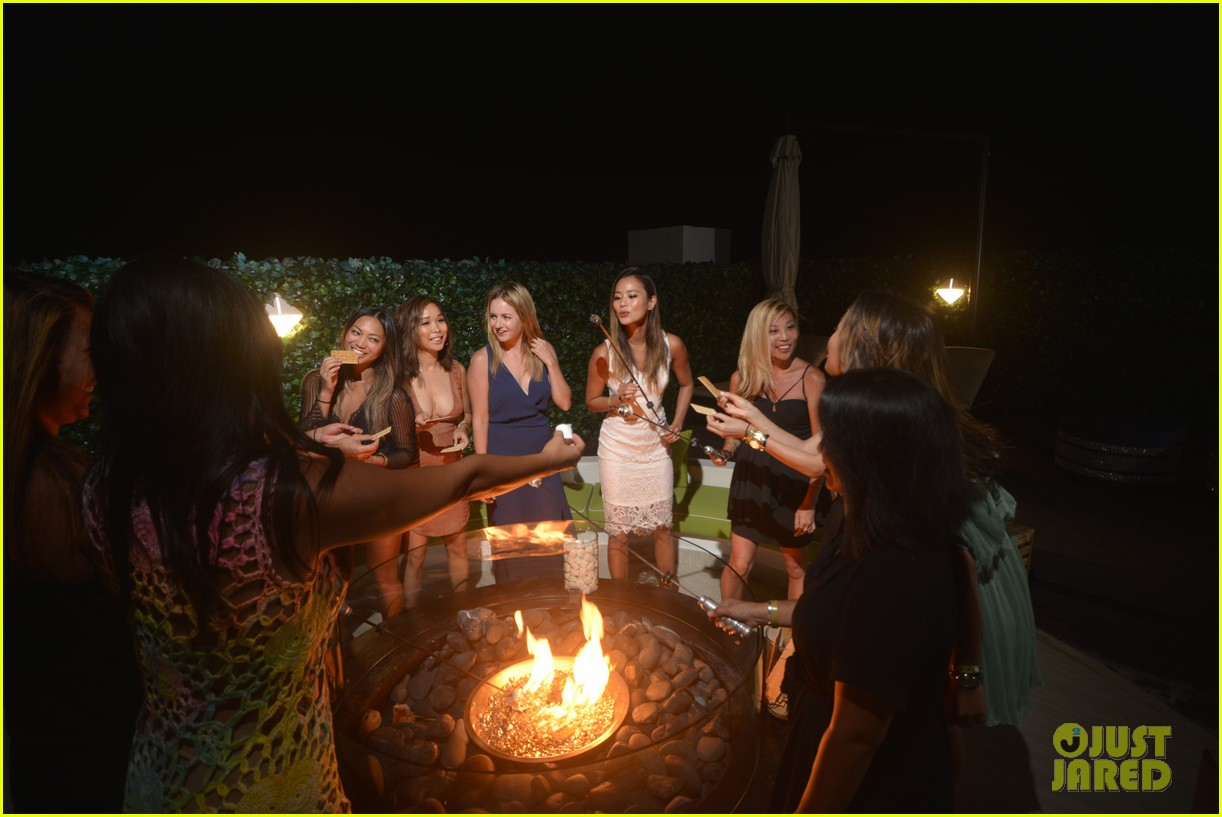 jamie chung bachelorette party weekend in mexico 193454730