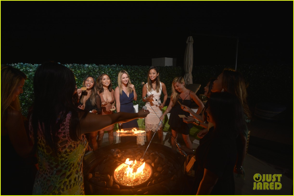 jamie chung bachelorette party weekend in mexico 203454731