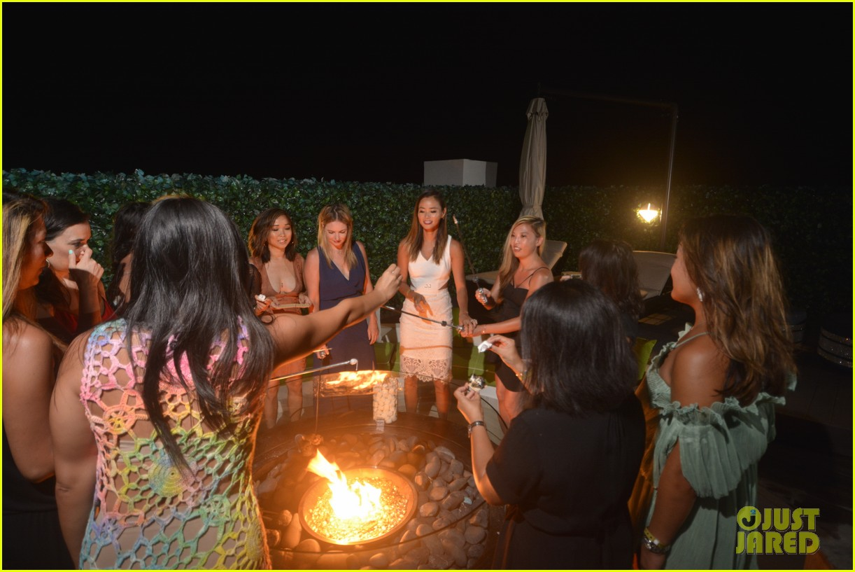 jamie chung bachelorette party weekend in mexico 213454732