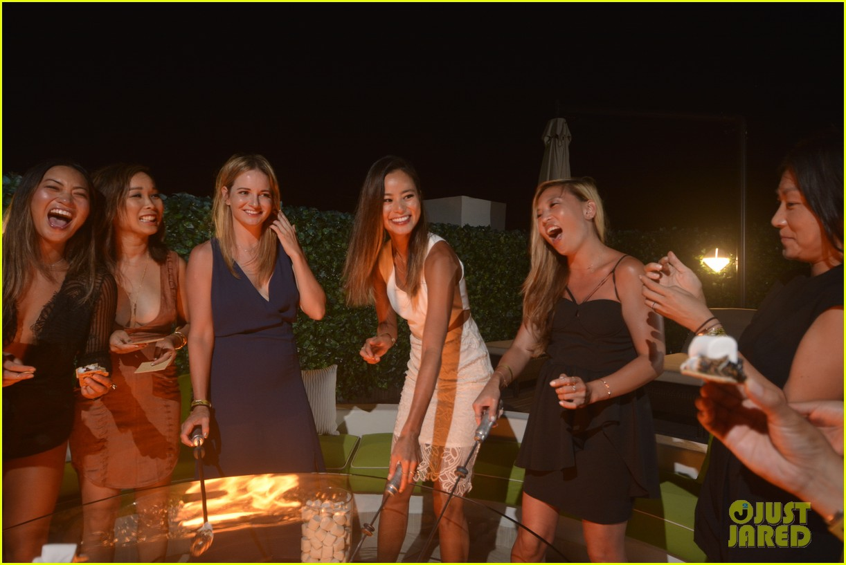jamie chung bachelorette party weekend in mexico 223454733