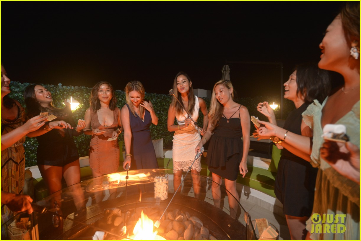 jamie chung bachelorette party weekend in mexico 233454734