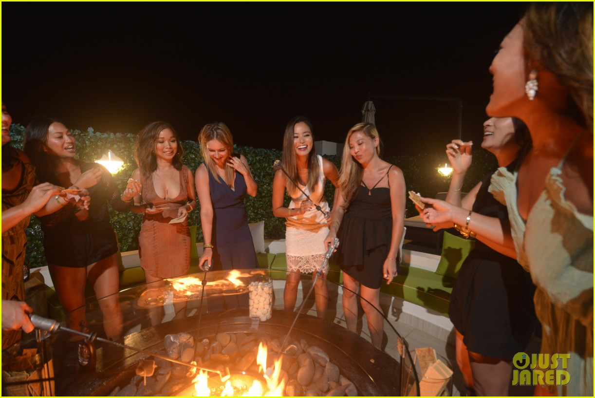 jamie chung bachelorette party weekend in mexico 243454735