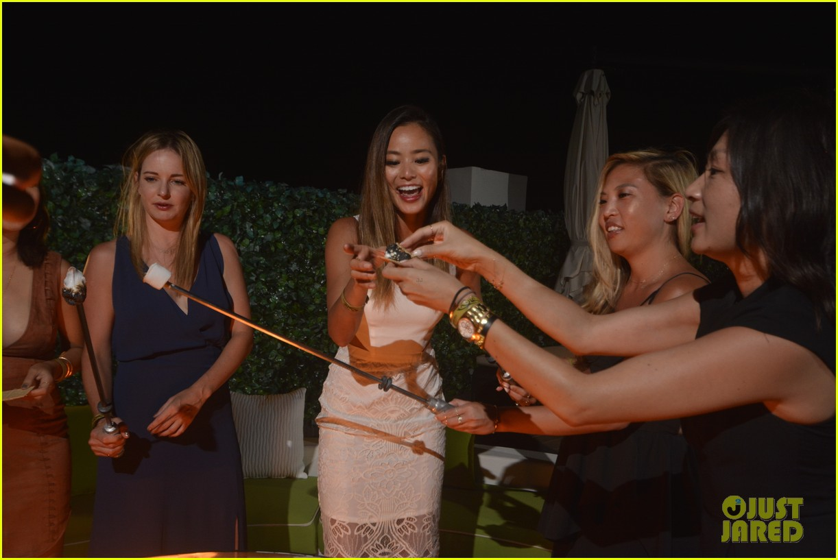 jamie chung bachelorette party weekend in mexico 273454738